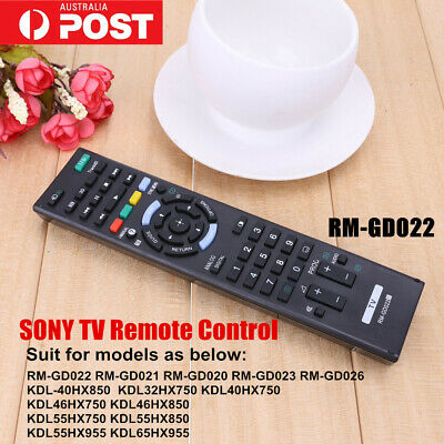 sony kdl46hx850 manual