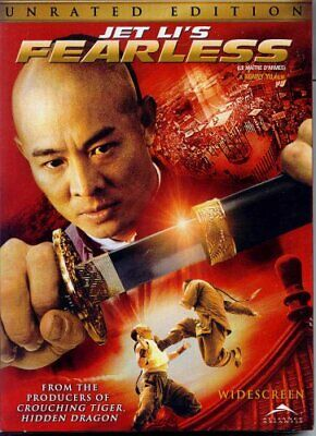 Fearless (Unrated Edition) (Widescreen) (2006) Jet Li
