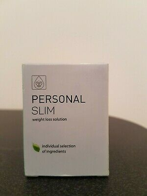 Personal Slim,Weight Loss Solution,20 Capsules,PersonalSlim
