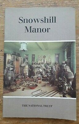 The National Trust Snowshill Manor Visitor Guide 1976 Brochure