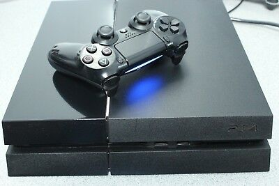 Sony PlayStation PS4 500Gb Console Bundle, Fully Working and Guaranteed