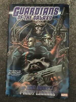 Guardians Of The Galaxy By Abnett & Lanning Omnibus by Dan Abnett, Andy Lanning