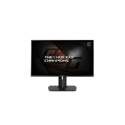 Asus Rog Swift Pg278qr  27   Wqhd (2560 X 1440) Gaming Monitor  1ms   Up To 165h
