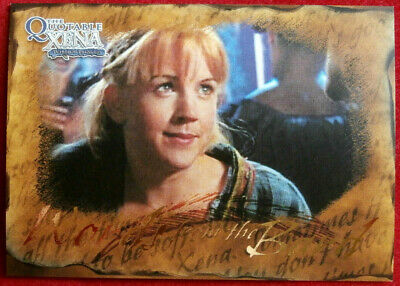 Quotable XENA - Words from the Bard - Individual Chase Card B1 - Good to be Soft