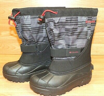 B199 Artic Cat Extreme Weather Boots Kids Sizes 1,2,3 or 5 Insulated Waterproof