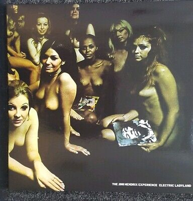 The Jimi Hendrix Experience Electric Ladyland Double Vinyl LP. Brand New.