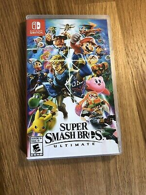 BEST PRICE Super Smash Bros Ultimate Switch