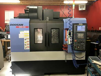 2014 Doosan DNM 400 Renishaw Probe