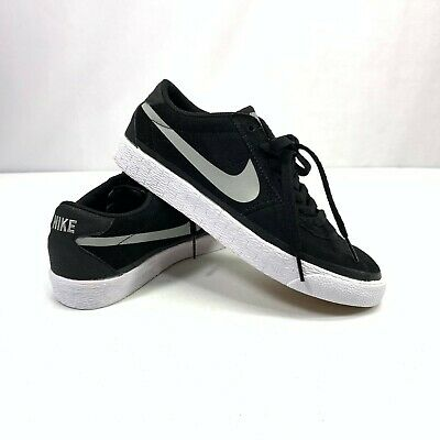 Nike Bruin SB Premium SE Black Base Grey White 631041 001 Men's Shoes Size 13