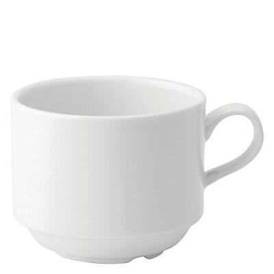 Utopia Anton Black fine China Z03074 – 000000-b01006 Stacking Cup, 7.5 ml...