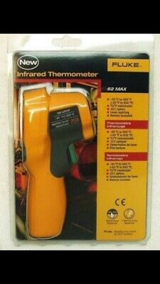 Fluke 62 MAX Infra Red Thermometer