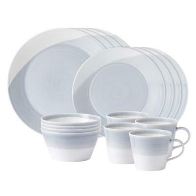 Royal Doulton 1815 Blu 16 Piece Set