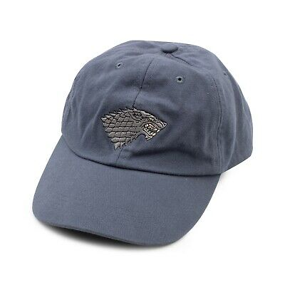 Culture Fly Game of Thrones™ Dad Hat Stark- Blue