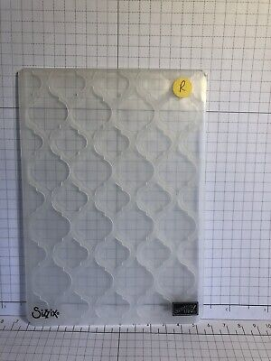 Stampin Up Embossing Folder