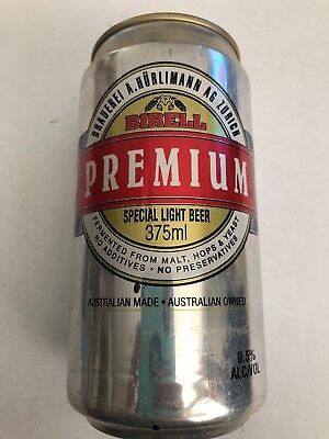 COLLECTABLE  BEER CAN, Coopers Asahi  Premium Special Light  Beer 375ml