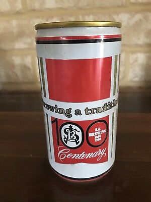 COLLECTABLE AUSTRALIAN BEER CAN, WEST END Export 100th Centenary