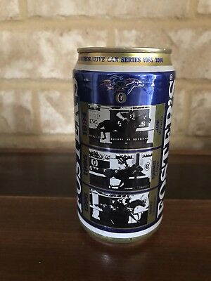 Collectable FOSTERS LAGER 2000 Melbourne Cup Winners BEER CAN