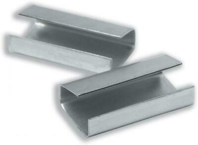 Smartbox Strapping Seals Medium-duty Metal 12mm Ref 165302266 [Pack of 2000]