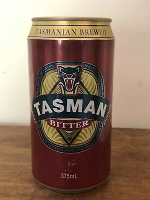 COLLECTABLE Tasmanian Brewery Tasman Special Bitter BEER CAN, 375ml ....Red Can