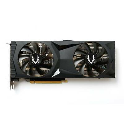 ZOTAC NVIDIA GeForce RTX 2080 Twin Fan 8GB GDDR6 HDMI/3DisplayPort/USB Type-C
