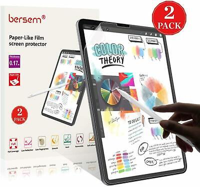 Paperlike Screen Protector For IPad Pro 11 Inch 2018 2 Pack Write And Draw New