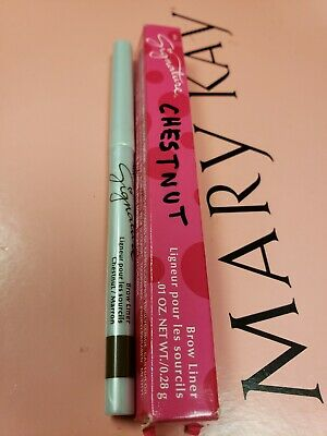 NEW Mary Kay LINER Brow Pencil CHESTNUT .01 Oz VERY RARE In Box 9153