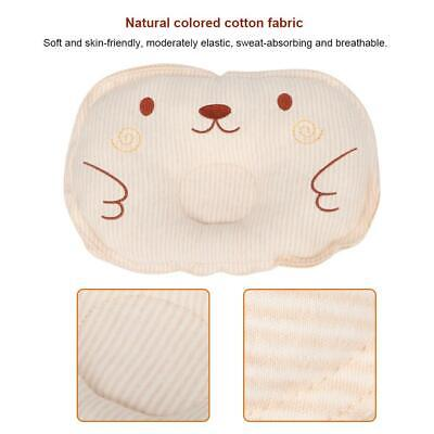 20 * 30cm Newborn Baby Infant Memory Soft Pillow Prevent Flat Head Support