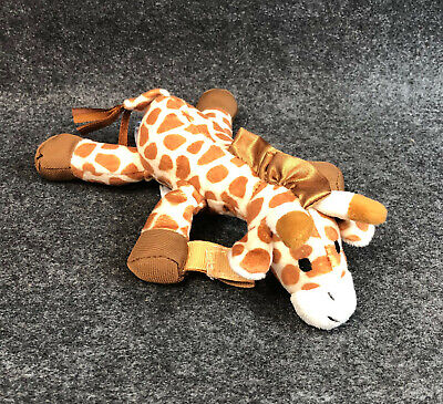 Dr. Brown's Giraffe Pacifier & Teether Binky Binkie Holder Only Lovey Lovie Nunu