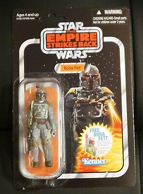 2010 Star Wars Boba Fett VC09 Vintage Collection The Empire Strikes Back New