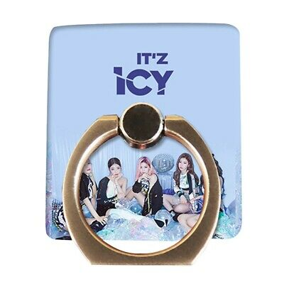 ITZY [ IT'z ICY ] Album Photo Phone Stand Holder Finger Ring Grip Universal 360°