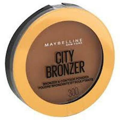 Maybelline City Bronzer & Contour Powder - 300