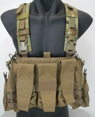 PROTOTYPE PK4 SLICK Chest Rig With Low Pro Chicom Harness