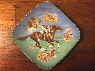 Phar Lap Japanese Porcelain Collector Plate Windsor Fine China Bradford Exchange