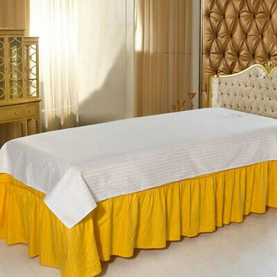 Comfortable 80*190cm Beauty Massage Bed Sheet Portable Table Elastic Cover BC