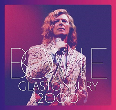 David Bowie-Glastonbury 2000-Japan 2 Cd+Dvd L60