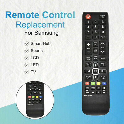 Universal Replacement TV Remote Control BN59-01199F TV HDTV LCD LED For Samsung