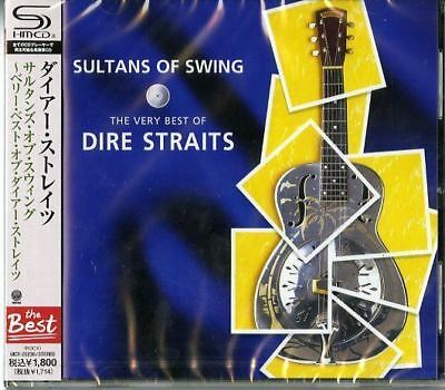 Dire Straits-Sultans Of Swing-The Very Best Of Dire Straits-Japan Shm-Cd D50