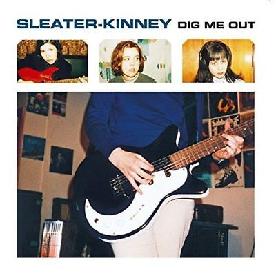 Sleater-Kinney-Dig Me Out-Import Cd With Japan Obi E25