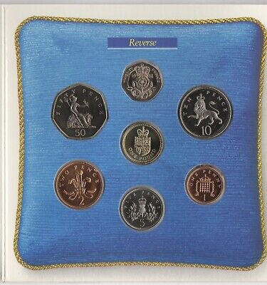 1988 United Kingdom Brilliant Uncirculated Coin Collection | Pennies2Pounds