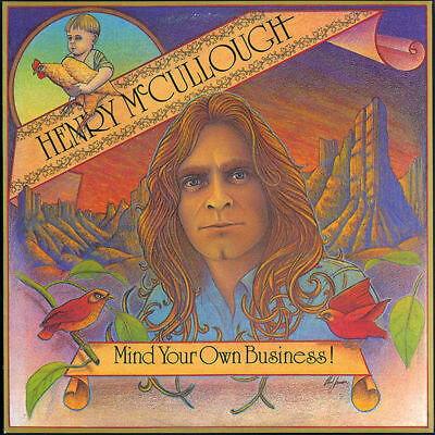 HENRY MCCULLOUGH-MIND YOUR OWN BUSINESS!-JAPAN MINI LP CD Ltd/Ed F83