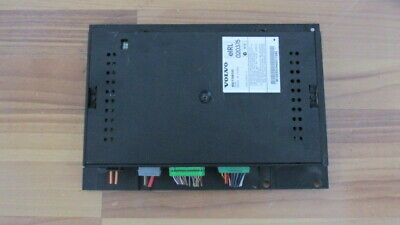 Volvo Xc90 Multimedia Module Amp Amplifier 8673850