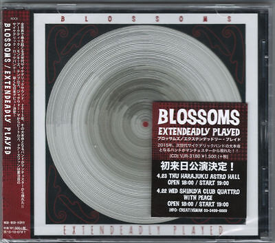 Blossoms-Extendeadly Played-Japan Only Cd C94