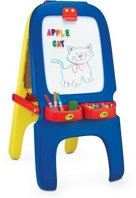 NEW Crayola Magnetic Double Easel from Mr Toys
