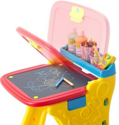 NEW Crayola Play' N Fold Art Studio from Mr Toys