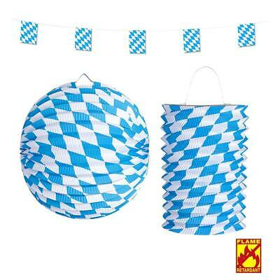 Widmann 02521 - Set decorativo bavarese blu