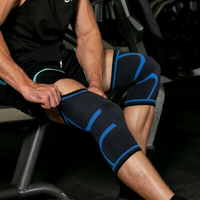 Knee Brace Support Compression Knee Sleeve for Joint Pain Relief, Arthritis