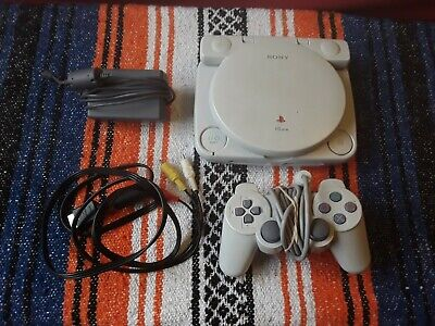 Sony Playstation PSOne Ps1 Slim With LCD Screen (SCPH-101)