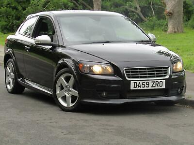 Volvo C30 1.6 R-Design COUPE**1 OWNER**PETROL**FULL SERVICE HISTORY**LEATHER**