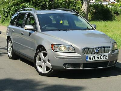 Volvo V50 2.0D SE ESTATE**FULL SERVICE HISTORY**CAMBELT DONE**LONG MOT**