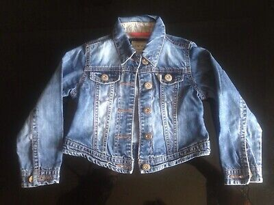 Child's Denim Jacket By Bluezoo Age 6 Years